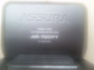 セルスター AR720FT(2、2インチ画面&Gセンサー&エコセンサー搭載)