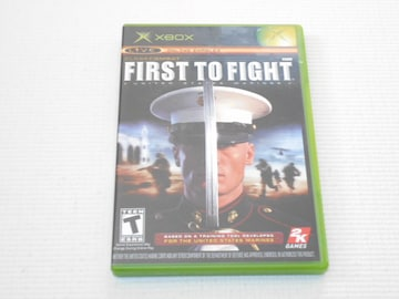 xbox★CLOSE COMBAT FIRST TO FIGHT 海外版