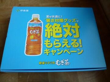 健康ミネラル麦茶 保冷リュック 新品