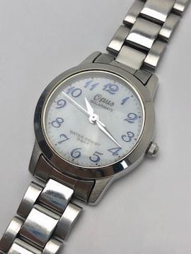 T118 シチズン Opus オーパス 腕時計 ソーラー 動作品