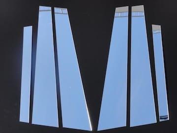 クロームメッキ超鏡面ピラーモールW202C200C220C230C240C250C280