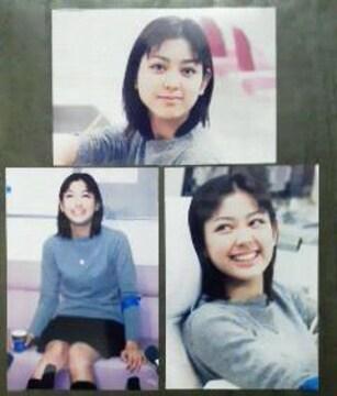 松本恵生写真3枚詰め合わせ福袋