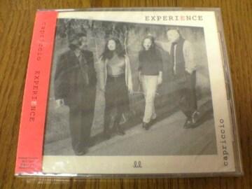 capriccio CD「EXPERIENCE」新品未開封●