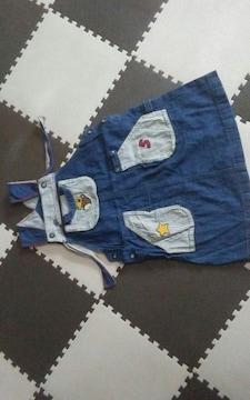 130 CASTEL BAJAC KIDS SPORT ジャンパースカート 美品