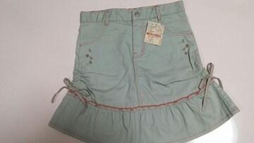【新品タグ付】ティンカーベル・140�pスカート(春夏用)