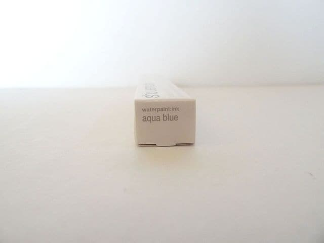 新品・即決 シュウ ウエムラ ウォーターペイント:インク#アクア ブルー < ブランドの
