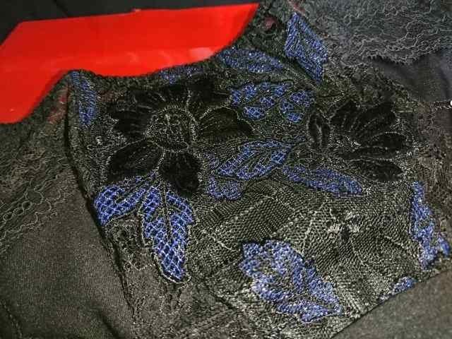 Wacoal/ワコール/Trefle/トレフル/39G/スタンダードノーマルショーツ/M/BL/黒/完売品 < 女性ファッションの