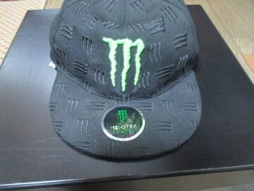 ONSTER ENERGY モンスターエナジー キャップ 帽子 黒
