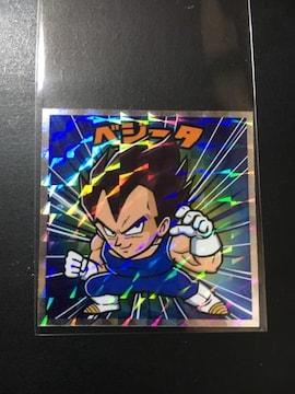 ロッテドラゴンボールマンZコレクターシール/Z-07・ベジータ