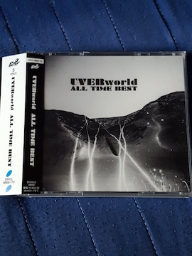 UVERworld ALL TIME BEST 3枚組ベスト帯付き
