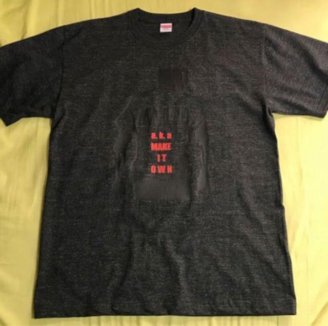 ゾンビ オリジナル グラフティー Tシャツ XLサイズ  < 男性ファッションの