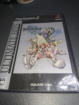 PS2!箱あり!キングダムハーツ!ファイナルミックス!ソフト!