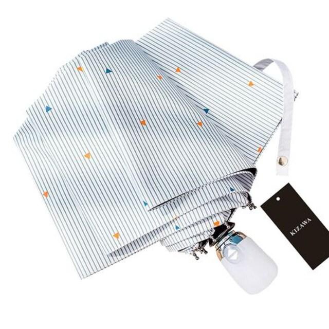 折りたたみ傘 レディース傘 ワンタッチ 自動開閉折り畳み傘  < 男性ファッションの