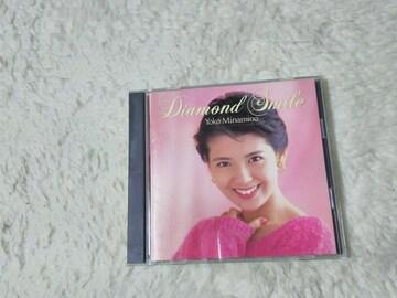 CD 南野陽子 ダイヤモンド・スマイル  '92/3  全13曲