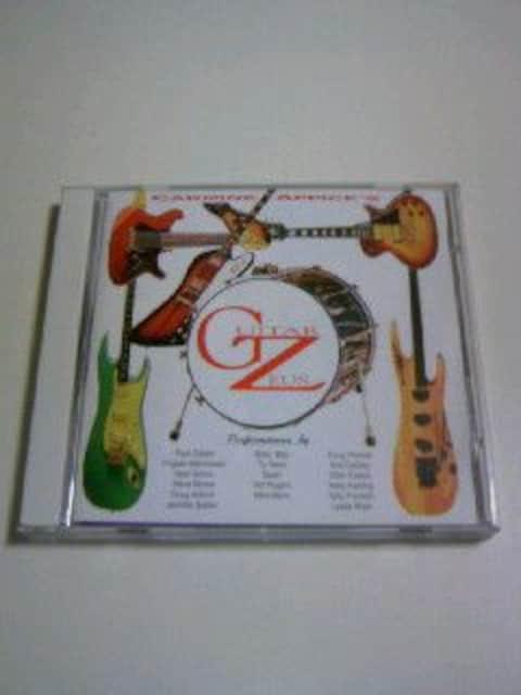 洋楽CD GUITARZEUS/ギターゼウス VA洋楽アーティスト オムニバスコンピレーションアルバム  < CD/DVD/ビデオの