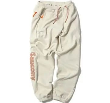 FOOTPATROL BEAMS SAUCONY SWEATPANTS M