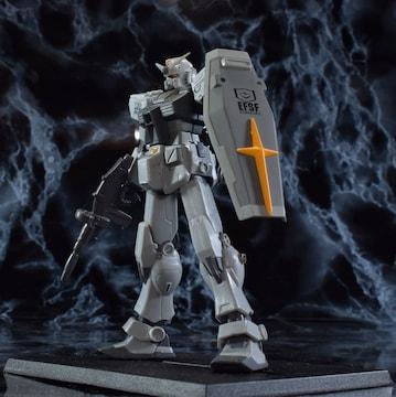 改造品  S-mart GAUNDAM RE:ARMS RX-78 G-3ガンダム シークレット