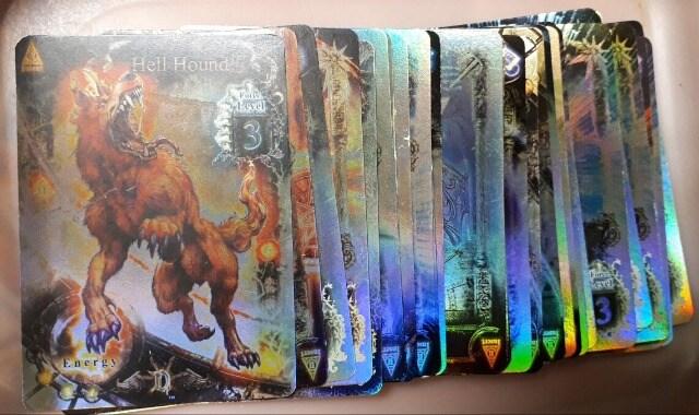 クエストオブDキラカード30枚詰め合わせ福袋  < トレーディングカードの