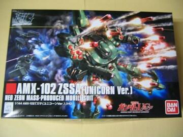 1/144 HGUC No.180 AMX-102 ズサ (ユニコーンVer.) ガンダムUC