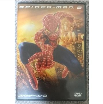 KF  スパイダーマン2 DVD