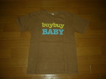 TMTティーエムティーTシャツL茶系buybuy BABY名作