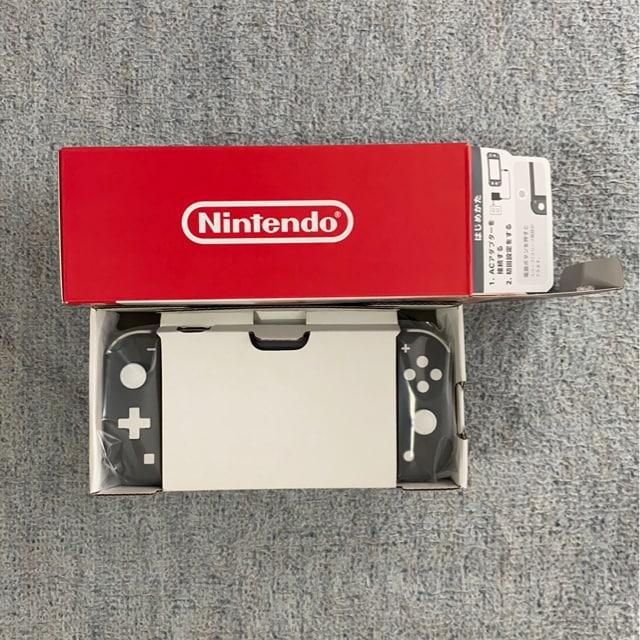 ★Nintendo Switch Lite 本体 グレー★ ※新品未使用品※ < ゲーム本体/ソフトの