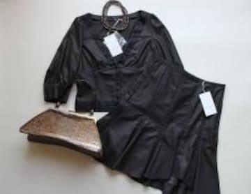 値下 新品プライドグライドジャケットセットアップスーツマーメイドアシンメトリー