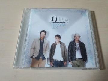 eyes CD「ONE」(『天国の階段』主題歌「会いたい」カバー収録)