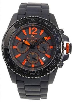 サルバトーレ マーラ クオーツ メンズ 腕時計 SM16106-BKBK