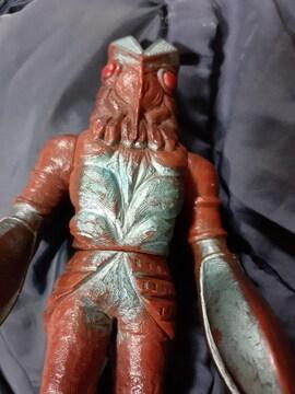 キングザウルス;バルタン星人