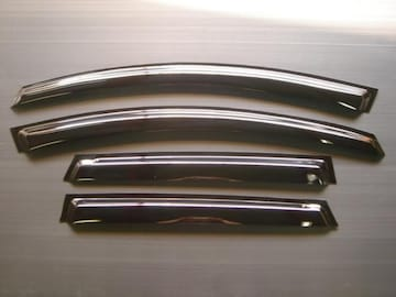 日産 ドアバイザー/サイドバイザー ムラーノ Z51系
