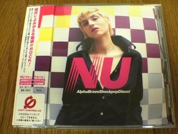 NU(ニュー)CD アルファ・ブラボディスコ