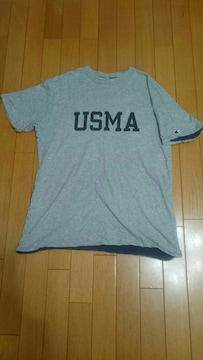 Champion  USMAリバーシブルTシャツ