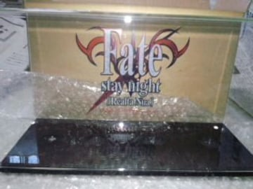 Fate胸像コレクション限定専用ケース非売品おまけ