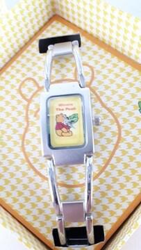 ★ディズニー★くまのぷーさん★クォーツ腕時計★