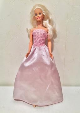 *Barbie*アウトフィット*着せ替え洋服*サテンドレス*
