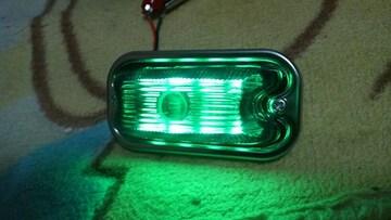 LED角マーカー完成品。デコトラ、レトロ、カマボコ、デベソ