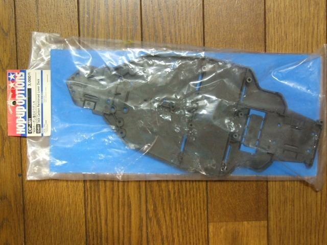 タミヤTA04カーボン強化ロワデッキ 新品!  < ホビーの