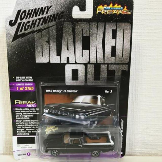 JL/'59 Chevyシボレー エルカミーノ 1/64 < ホビーの