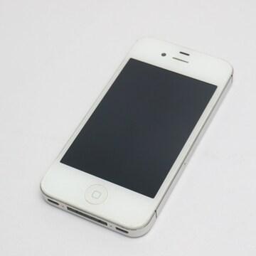 ●安心保証●美品●au iPhone4S 16GB ホワイト●白ロム