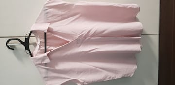 UNIQLOノースリーブシャツ☆ピンク