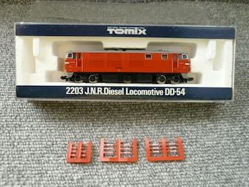 TOMIX「2203国鉄DD54形ディーゼル機関車」C22