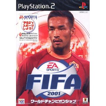 PS2》FIFA 2001 ワールドチャンピオンシップ [166000312]