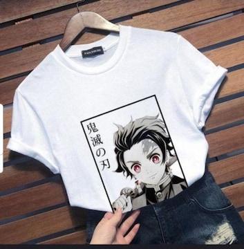 鬼滅の刃Tシャツ(´・∀・`)