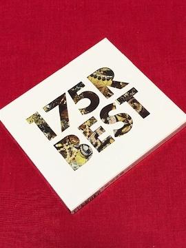 【即決】175R(BEST)初回盤CD+DVD