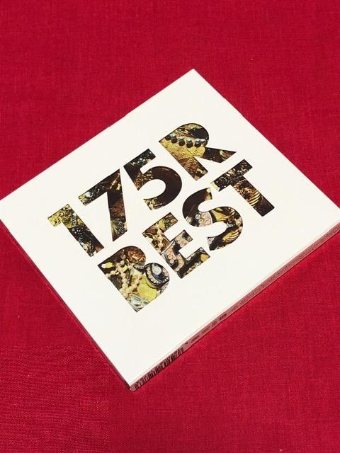 【送料無料】175R(BEST)初回盤CD+DVD  < タレントグッズの