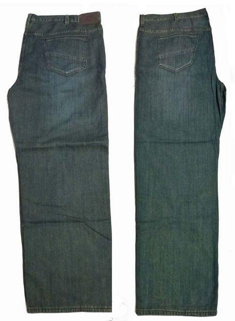 50 (132cm) 新品大きいPE リラックスワイド! ビッグサイズ! < 男性ファッションの