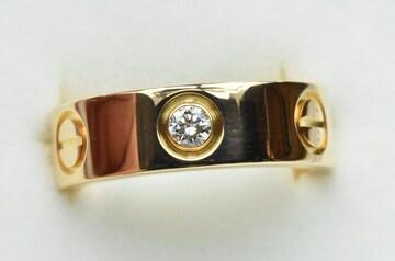 Cartier カルティエ ダイヤモンド ラブリング 6号 指輪