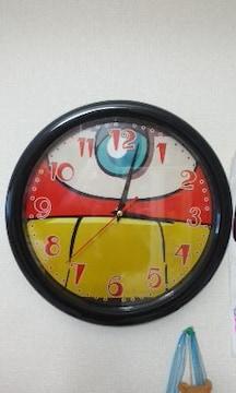 妖怪ウォッチジバニャン掛け時計
