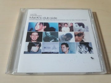 CD「Cool City Production vol.3 Mai-k's club side」倉木麻衣